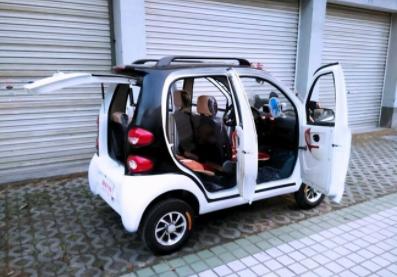 北京老年代步四轮车可以上路吗